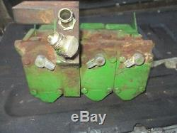 John Deere 7520 tractor 4X4 6 CYLINDER HYDRAULIC CONTROL VALVE FREE SHIPPING