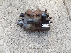 John Deere Am100282 Hydraulic Control Valve F910 F911 F912 F915 F925 F930 F935