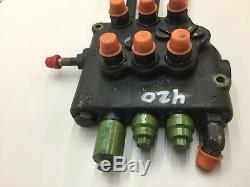John Deere Hydraulic Lift Control Spool Valve Control H3 400 420 430