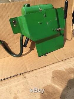 John Deere Hydraulic Lift Control Valve With Tank 210-216