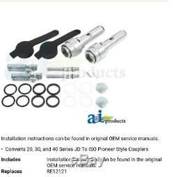 John Deere ISO conversion scv control valve 4020 4240 4430 4440 4630 2940 4230