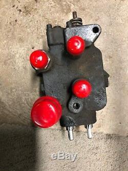 John Deere X485 Hydraulic Control Valve AM143481 X465 X475 X495 X720