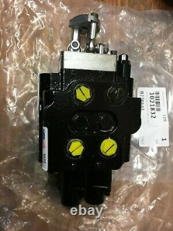 Joy Stick Hydraulic Control Replacement Valve for Woods Loaders Made in USA