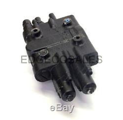 Kubota LA402ST Front Loader Hydraulic Control Valve 7J04171010