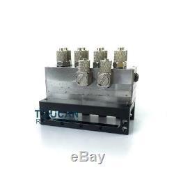 LESU 4CH Directional Hydraulic Control Valve 1/14 RC Tipper Dump Loader Model