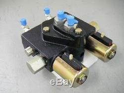 Massey Ferguson 103623w92 Hydraulic Control Valve