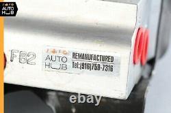 Mercedes R230 SL500 SL600 Front Hydraulic Suspension Valve Block Remanufactured