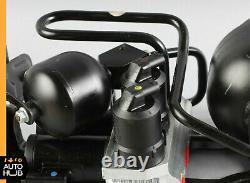 Mercedes R230 SL500 SL600 Rear Hydraulic Suspension Valve Block Remanufactured