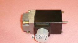NEW BOSCH HUBMAGNET 0831005030 hydraulic directional control valve 12VDC, A-Serie