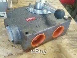 New Brand Hydraulics Pressure Compensated Flow Control Valve FC51-1 1/2