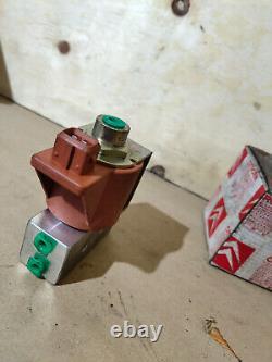 New Genuine NOS Citroen XM suspenion hydraulic control block solenoid valve