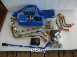 New Holland 110tl T1510 T1520 Tc30 Tractor 2 Spool Control Valve Kit 710440016
