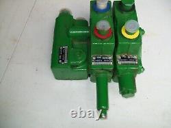 New John Deere Al207487 Hydraulic Control Valve For 6000, 7000 Series Tractorss