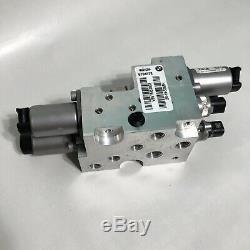 OEM 2008-19 BMW X5 & X6 E70/F15/F85 Adaptive Dynamic M Suspension Valve Block