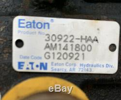 OEM John Deere X485 X465 X475 X495 X720 Hydraulic Control Valve AM143481 V2-7