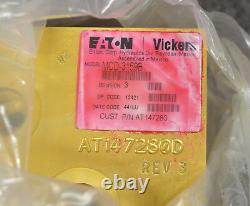 Original John Deere 690e-lc Hydraulic Control Valve Manifold At147280 Mcd-1359b