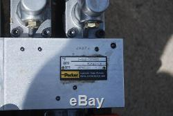 PARKER 6065098 HYDRAULIC DIRECTIONAL CONTROL VALVE GROVE hemtt LMTV WRECKER
