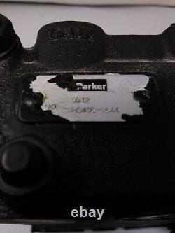 Parker 9312 Hydraulic Control Valve New (Old Stock) Free Shipping