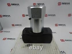 Parker N1600S Hydraulic Flow Control Valve 12GV 40GPM 3000 PSI 1 Thread