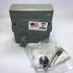 Prince Hydraulic Compensated Flow Control Valve RD-1950-16 1/2 0-16GPM Adjust