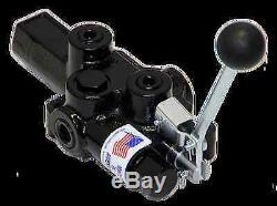 Prince Hydraulic Control Valve 2500 Series Single Spool Part# Rd2575t4esa1