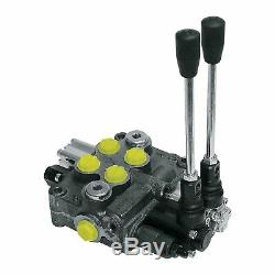 Prince Hydraulic Control Valve-8 GPM 2-Spool #MB21BB5C1
