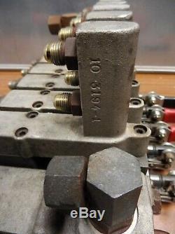 Rebuilt 5 Port Hydraulic Control Valve Body Bank withFittings 10-3194-1 Car Hauler
