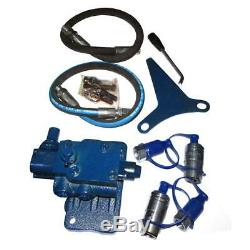 Remote Valve Control Kit fits Ford 3610 4600 2600 4100 4000 4610 2000 3600 4110