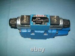 Rexroth R900955887 / R900712035 Hydraulic Proportional Pressure Control Valve