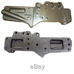 Selective Control Valve Cover Plate Triple John Deere 4230 4020 3020 4430