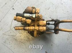 TMC FCG20N5 4000lb lift forklift hydraulic lift control valve valves