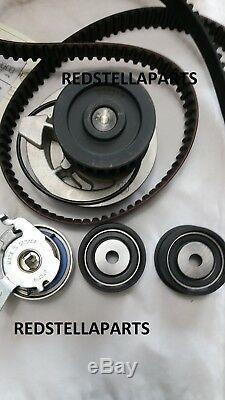Timing Cam Belt Kit Water Pump VAUXHALL OPEL ASTRA ZAFIRA 2.0 GSI 16V 1998-2006
