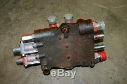 Travel Control Hydraulic Valve withHolding Case Ingersoll Lawn Tractor 226 446 448