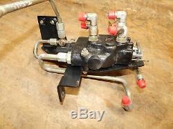 Troy Bilt GTX20 Garden Tractor-Hydraulic Lift Control Valve 1767393