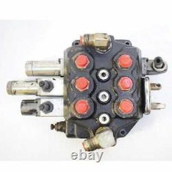 Used Hydraulic Control Valve Compatible with ASV MD2810 0314-349