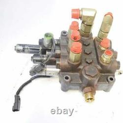 Used Hydraulic Control Valve Compatible with JCB 180T 190T 190 1110 1110T