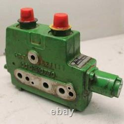 Used Hydraulic Control Valve Compatible with John Deere 6430 7230 6330 6230