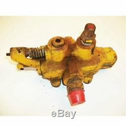 Used Hydraulic Variable Speed Control Valve Case 1740 1737 1700 1530B 1530B