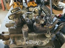 Used Mustang Mfg 170-34676 Hydraulic Control Valve 2040 Mustang Skid Steer
