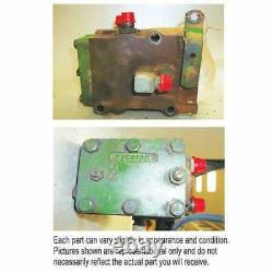 Used Selective Control Valve Compatible with John Deere 2510 2510 3020 4020