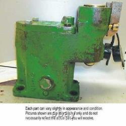 Used Selective Control Valve with ISO Couplers Compatible with John Deere 4230