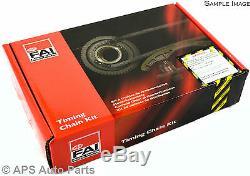VW Golf Mk5 & Plus Jetta Touran 1.4 FSi TSi Timing Chain Kit Engine Belt Petrol