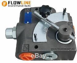 Variable Flow Control Valve Pressure Compensated Flow Regulator