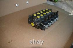 Walvoil, Hydraulic Directional Control valve, SD5/5, New, Parker, Gresen